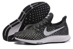 Fashion Nike Air Zoom Pegasus 35 BlackWhite Men'sWomen's
