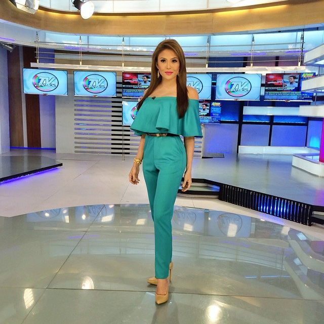 Viral News News And Photos: VIRAL: 15 Star Patrol Outfits Of Gretchen Fullido