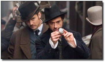 New Sherlock Holmes: Lethal Weapon 2 In Victorian Clothes