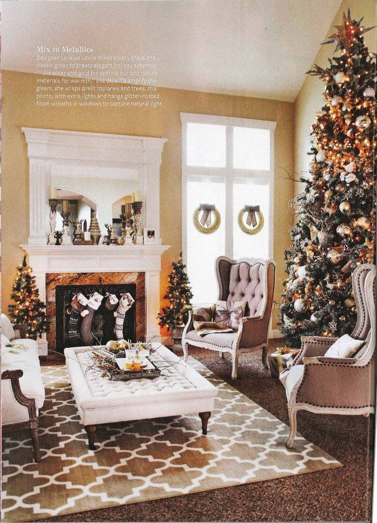 Charming Loralee Lewis For Better Homes And Gardens Christmas Ideas