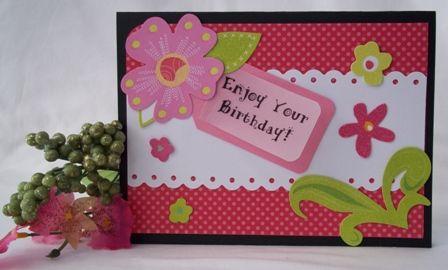 Diy Birthday Card Ideas Birthday Cards To Baby Thank You Cards