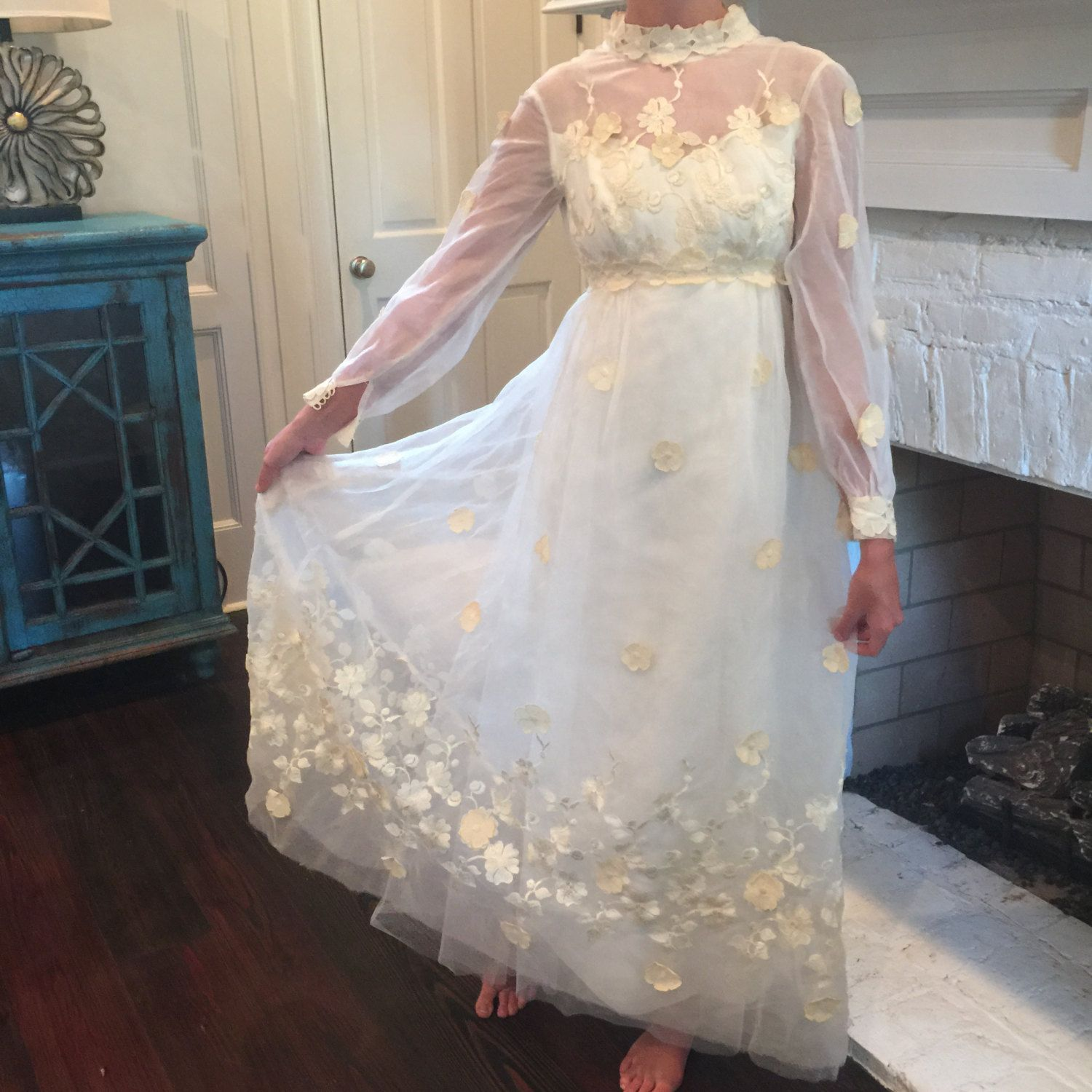 Vintage Wedding Dresses Boston: Incredibly Gorgeous, Vintage Wedding Gown; By New York