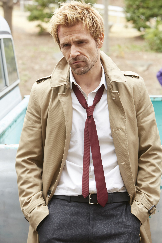 Matt Ryan As Constantine John Constantine Matt Ryan Constantine Matt Ryan
