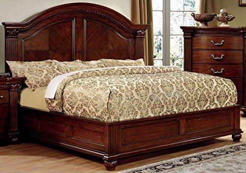 Furniture Of America Fenton Traditional Platform Bed California