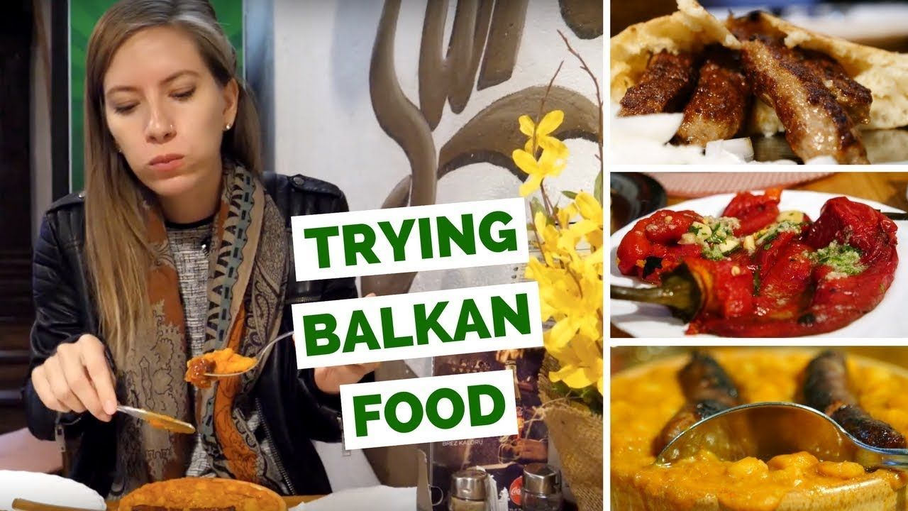 Balkan food review our first impressions trying bosnian food in balkan food review our first impressions trying bosnian food in ljubljana slovenia forumfinder Choice Image