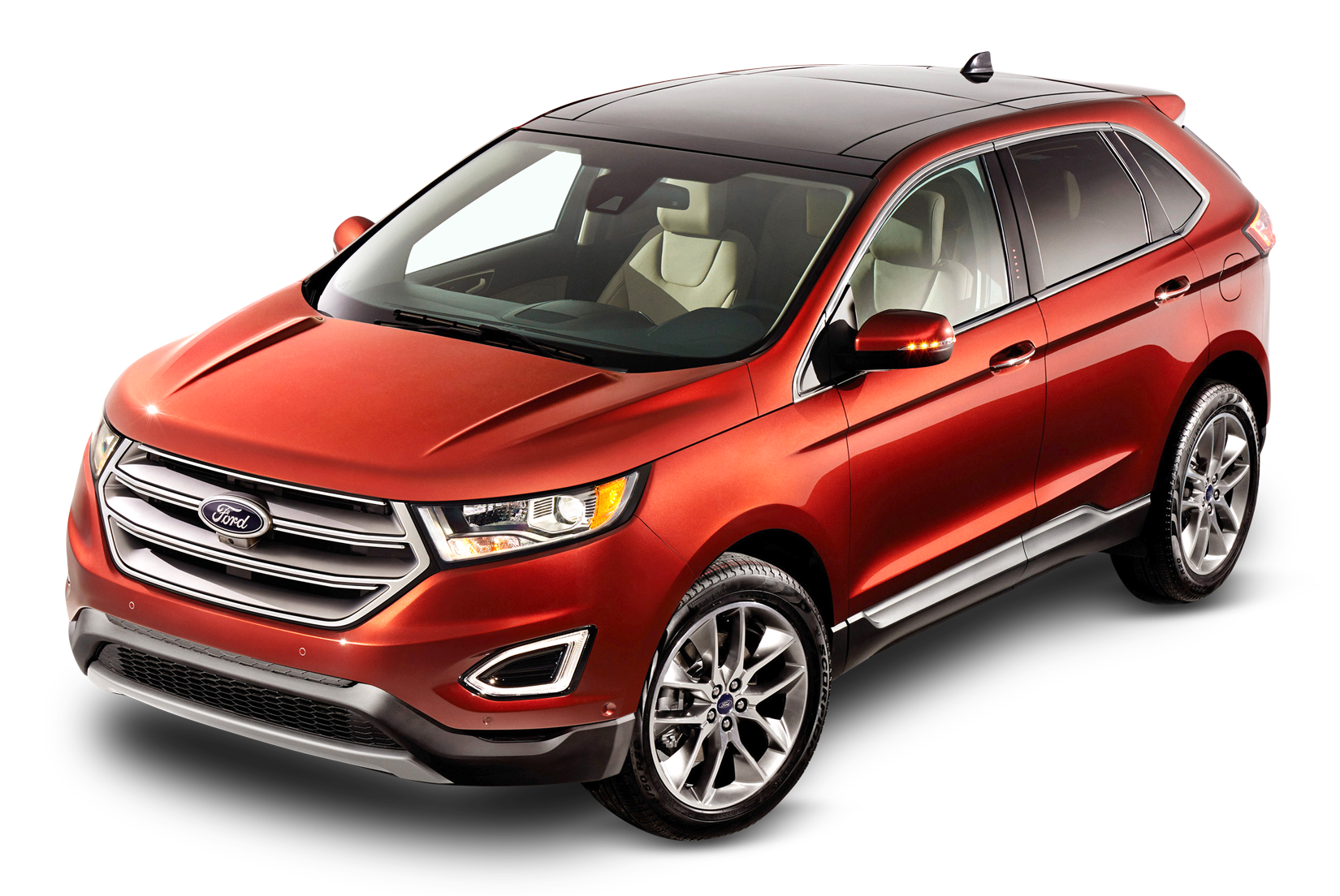Ford Edge Red Car Ford Suv Red Car Ford Edge