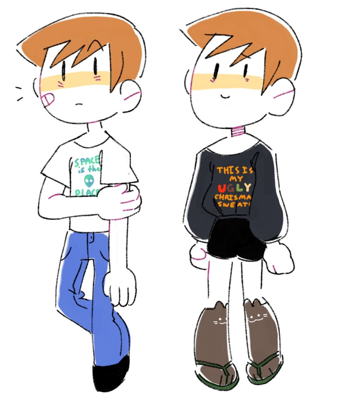eddsworld jon | Tumblr | Character design | Art drawings ...