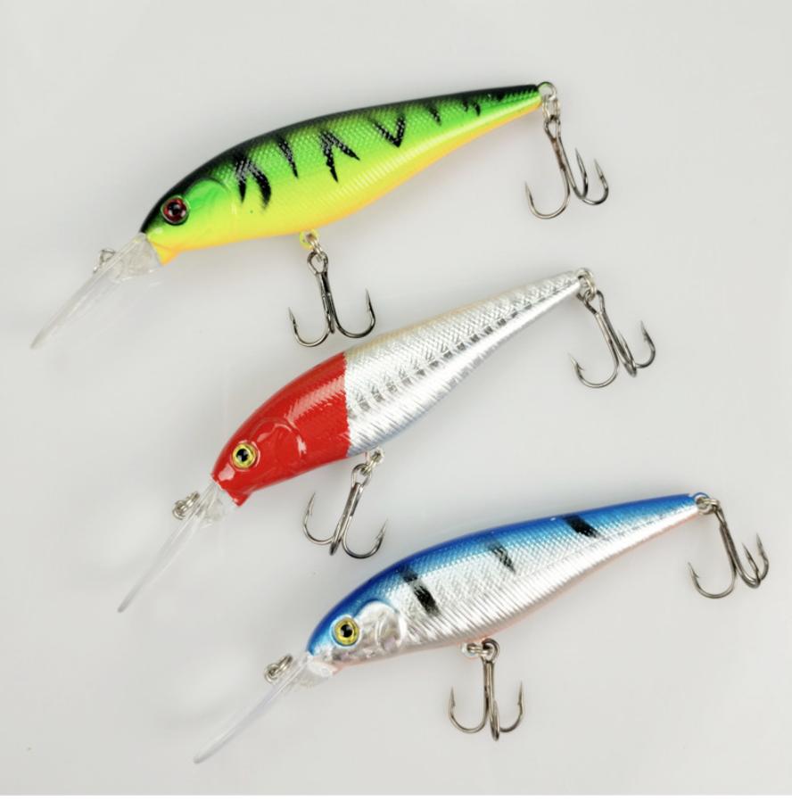 Fresh Water Fishing lures