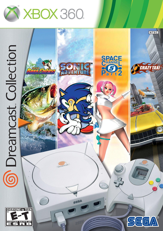 Dreamcast Collection (2011)   VIDIOT   Xbox 360 games, Xbox