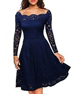 Damen kleid schick