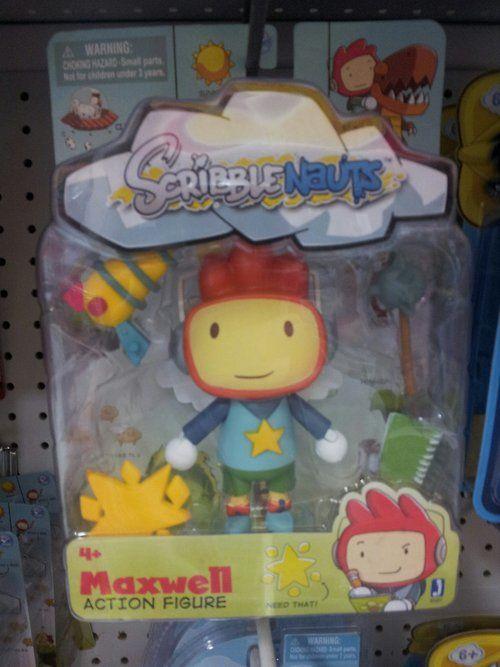 Boneco do Scribblenauts | Toys and dolls | Toys r us, Toys