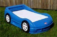 Little Tikes Car Bed Baby Kids For Sale On Fort Carson Bookoo Race Car Toddler Bed Toddler Car Bed Lightning Mcqueen Toddler Bed