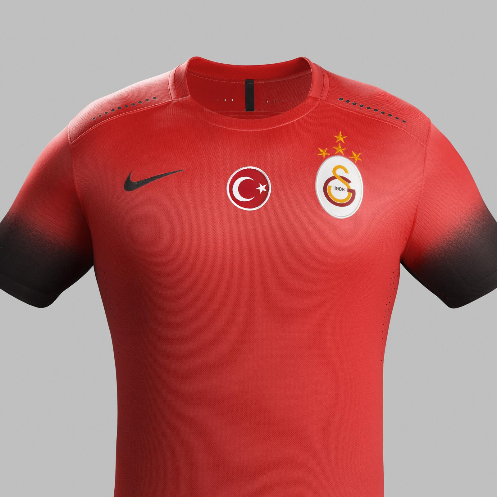 Galatasaray Introduces Striking Red Look to Kit Line-Up  84b6271c22e98