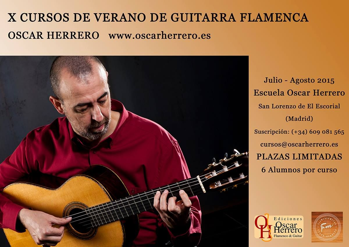 Fundación Guitarra Flamenca Www Fundacionguitarraflamenca Com Clases En Linea Cursillo Guitarras
