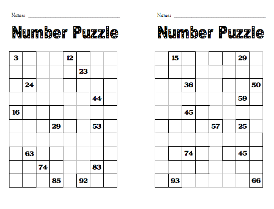 medium level math puzzles | Matematika | Pinterest | Math, Learn ...