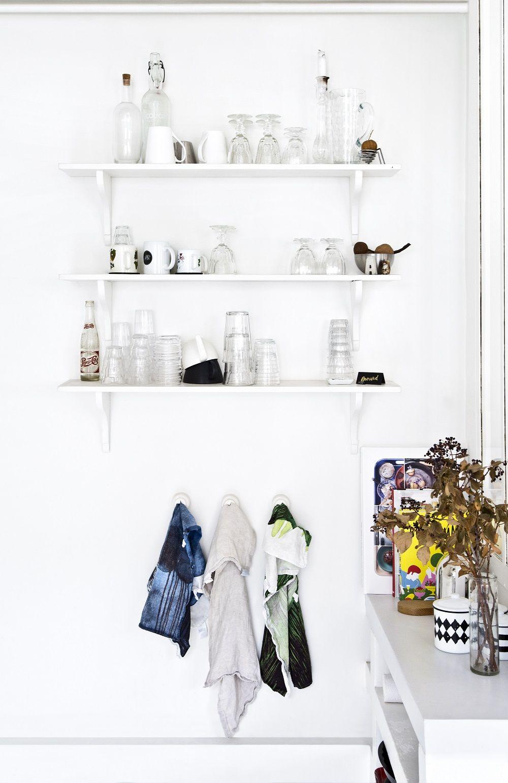 Ihr Pariser Zuhause beschreibt das finnische Model Pihla als ...