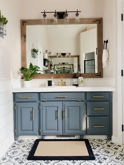Bathroom Cabinet Decorations Best Diy Lists In 2020 Bathroom Cabinets Diy Master Bathroom Renovation Small Bathroom Remodel
