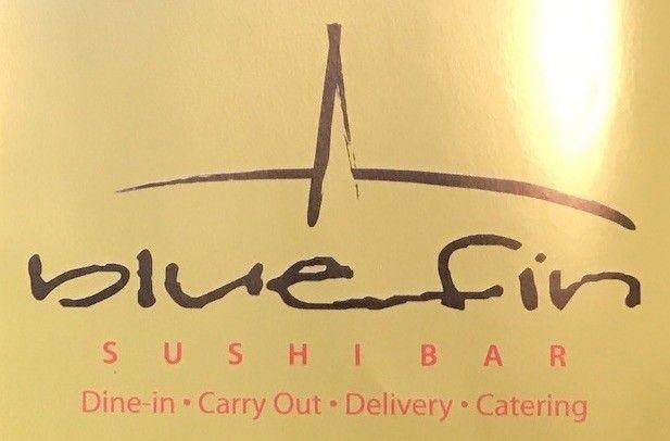 Blue Fin Sushi Bar Menu Chicago Scanned Menu With Prices Sushi Bar Menu Menu Restaurant Chicago Restaurants