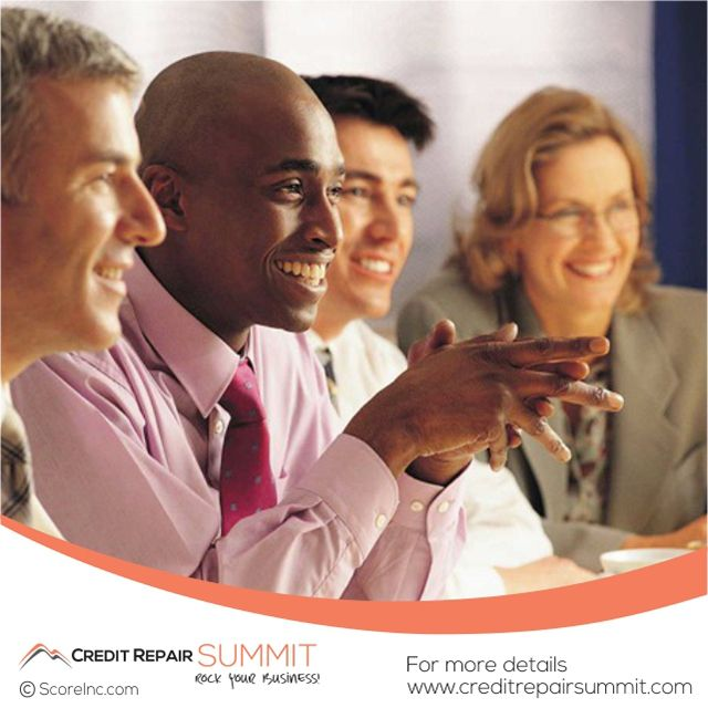 Get over 30 hrs. of Credit Repair Business Training Fr the ...