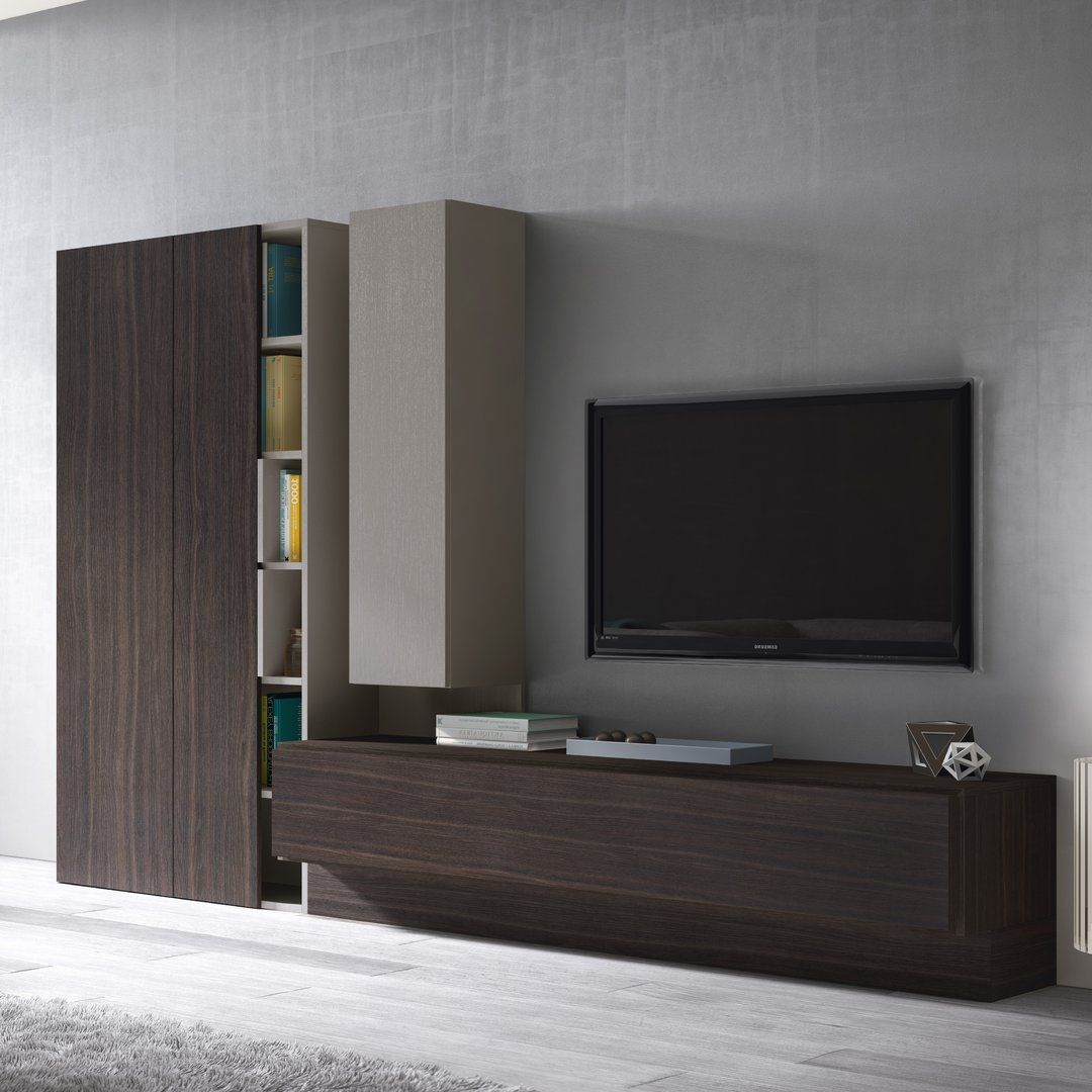 Meuble Tv Amadeus Salon Moderno Amadeus 6 Tv Wall Unit Muebles Muebles