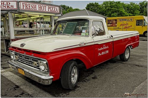 1964 Ford F-100 | Photographed @ the 2010 Syracuse Nationals… | Flickr