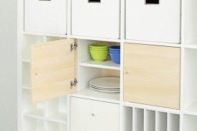 Ikea Kallax Tür Regalboden