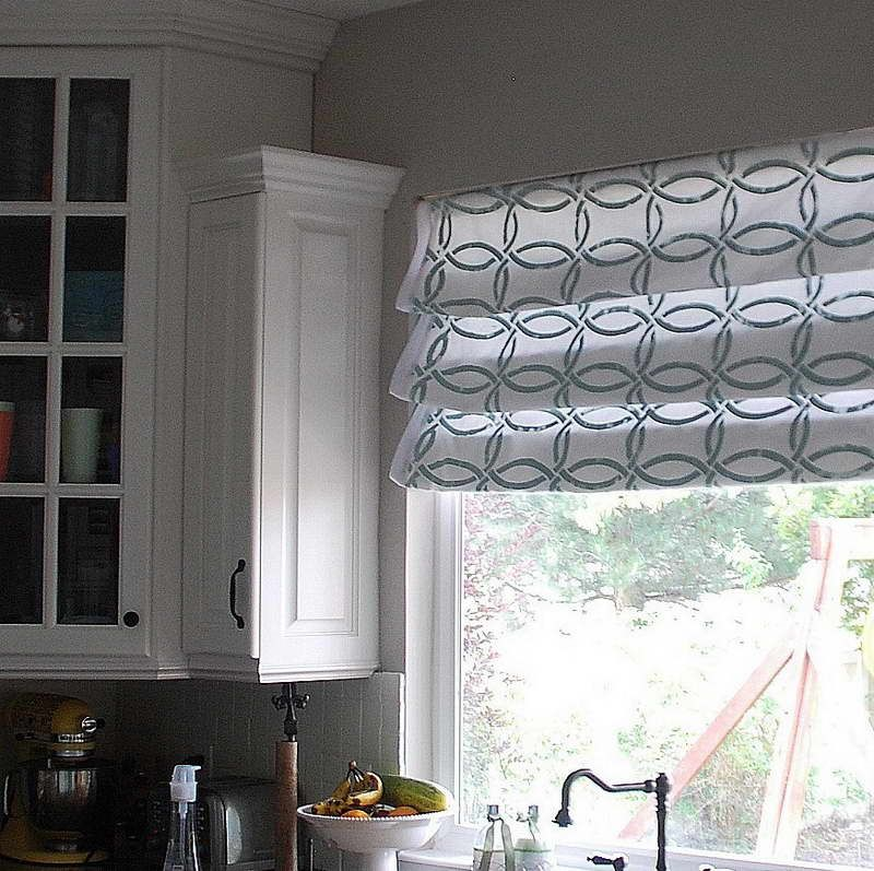 Brilliant Curtain For Kitchen Decorating With Curtains Gray