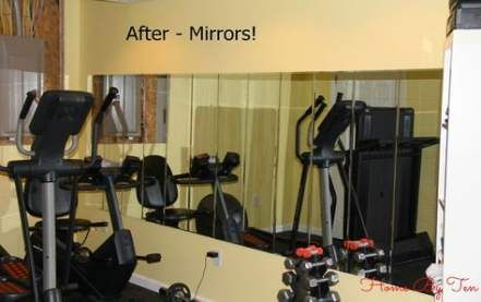 49 trendy home gym mirrors cheap home  gym mirrors gym