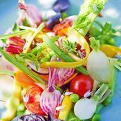 Retour du potager - une recette Légumes - Cuisine