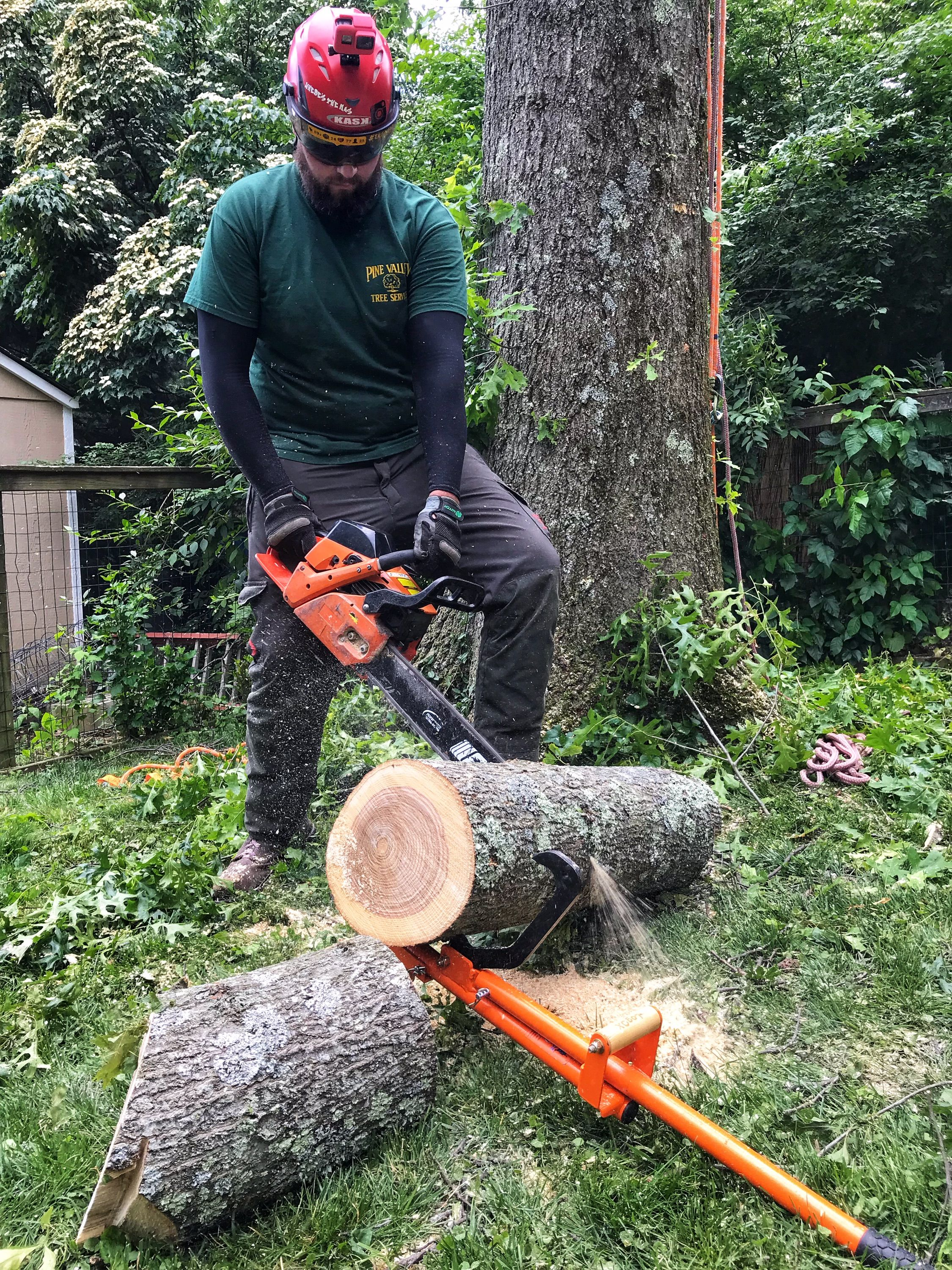 The Logox Is Growing In Popularity With Pro Arborists Using It To