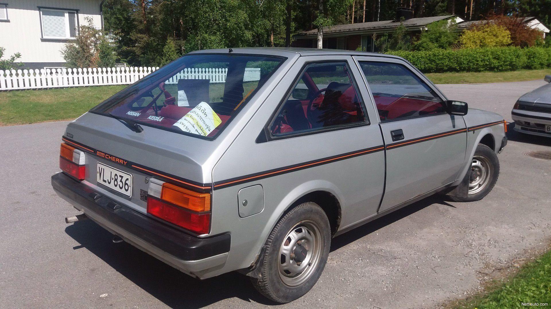 1982 Nissan Cherry N12 1 5 Gl Nissan Nissan Infiniti Datsun