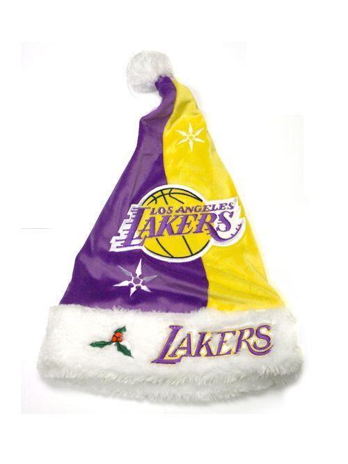 03c3e756a9 Lakers Christmas hat La Lakers