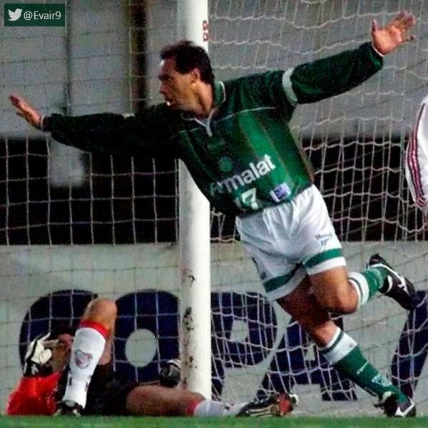 Evair Gol Libertadores 1999 Maior Campeao Do Brasil Futebol Esportes