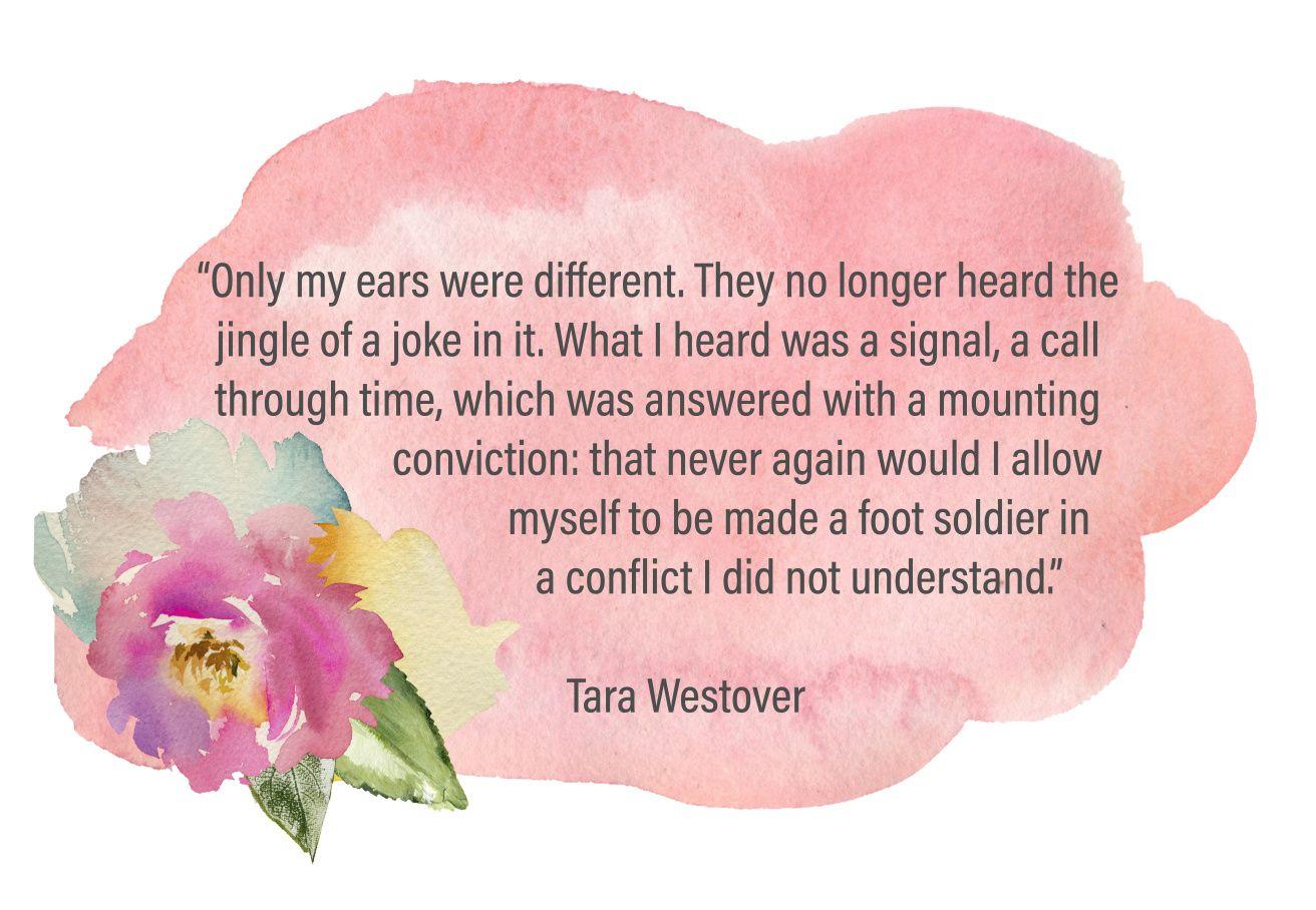 tara westover educated quotes