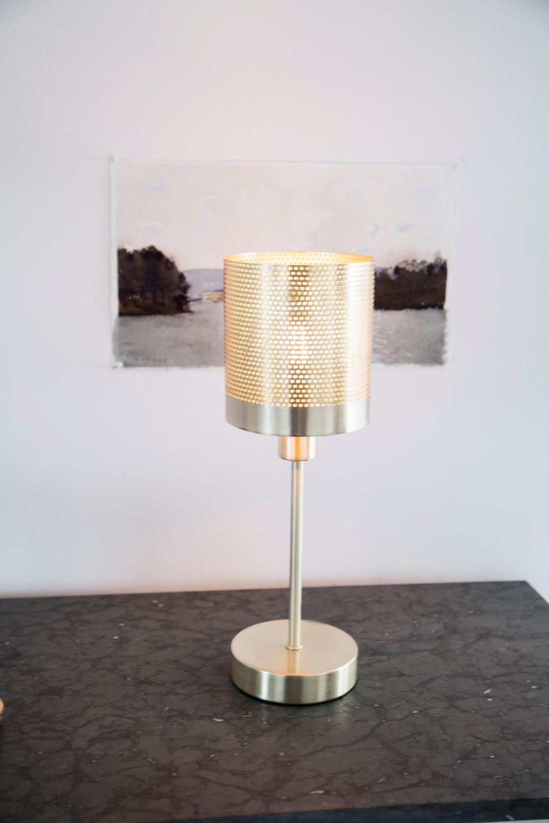 Brass metal table lamp Driva  #sessakdesign #sessaklighting #sessak #lighting #sisustus #valaisin #new #newin #pöytävalaisin #interior #inredning #interior #Vintage #Modern