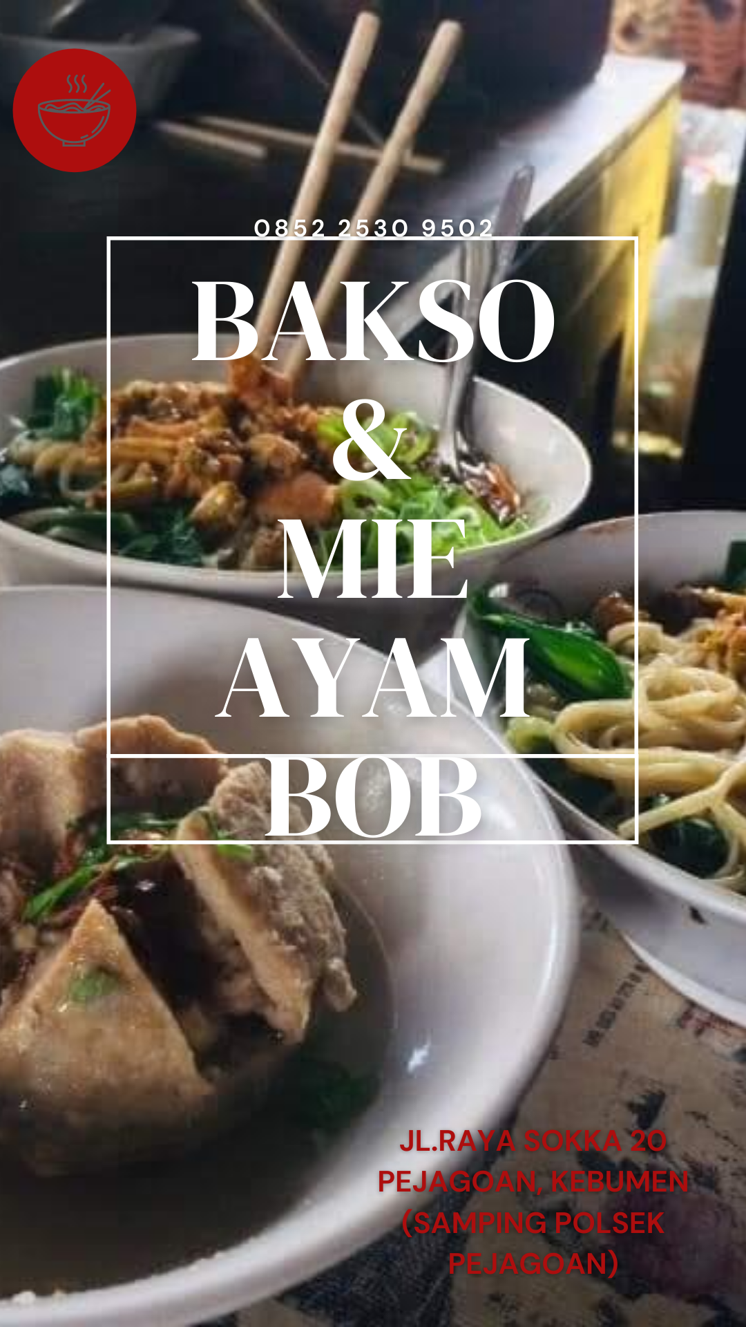 Pin On Bakso