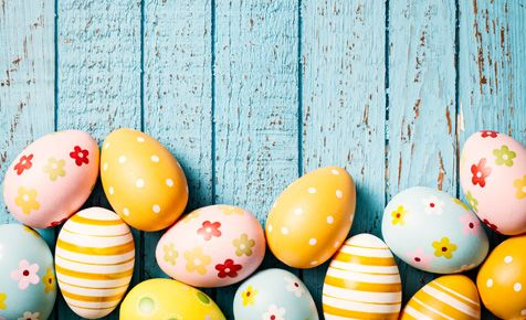 Healthy easter alternatives to chocolate easter basket ideas and easter baskets healthy easter gifts negle Image collections