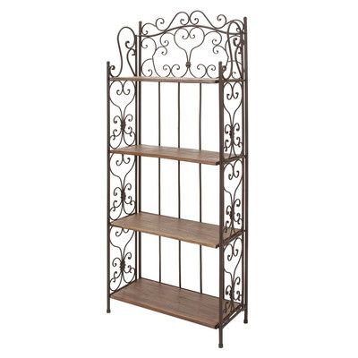 Hobby Lobby Iron Bakers Rack Google Search Metal Furniture