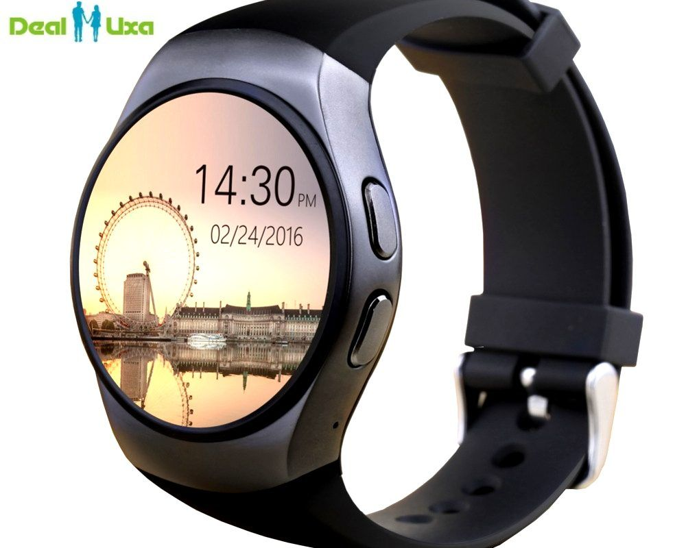 Smart Watch Android Heart Rate Monitor Fitness Tracker