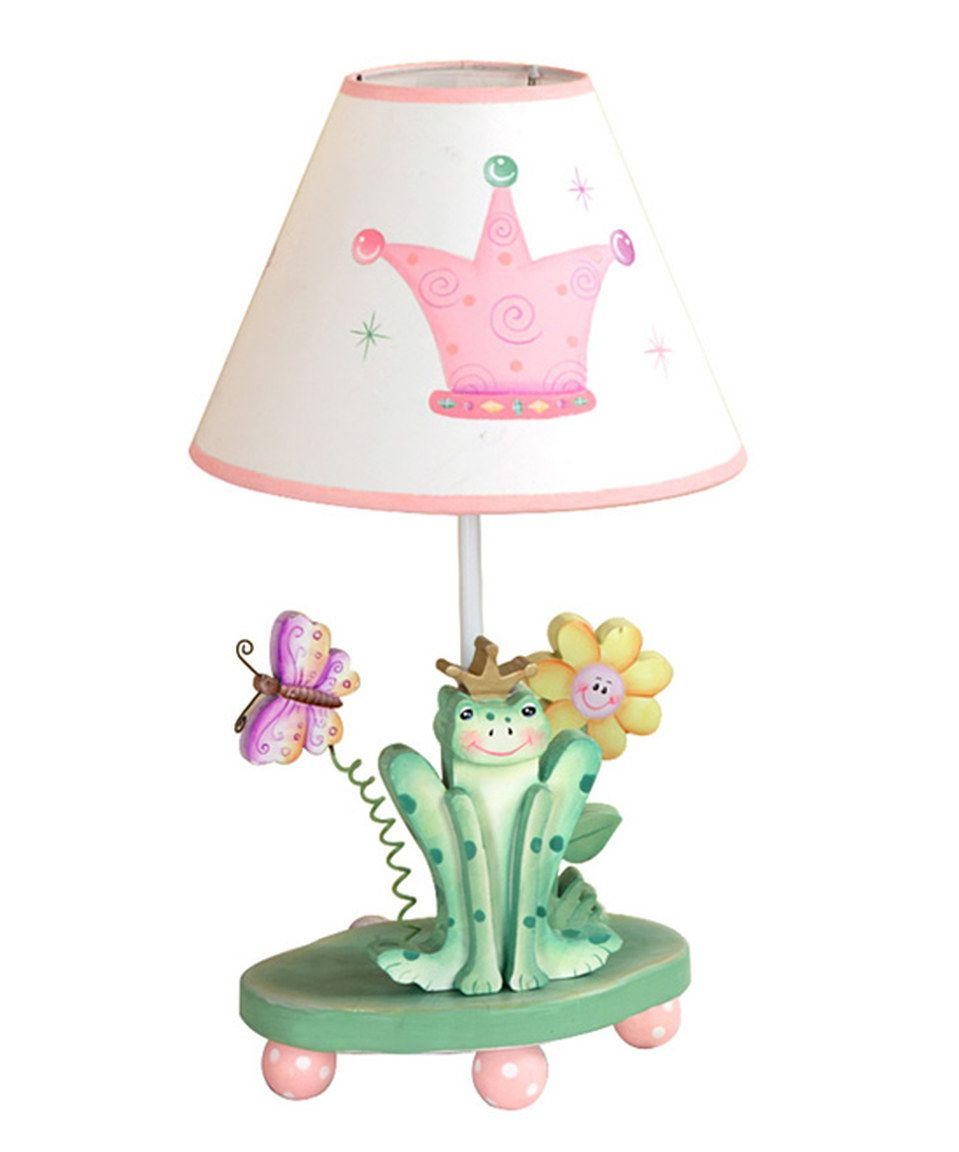 teamson childrens table lamp