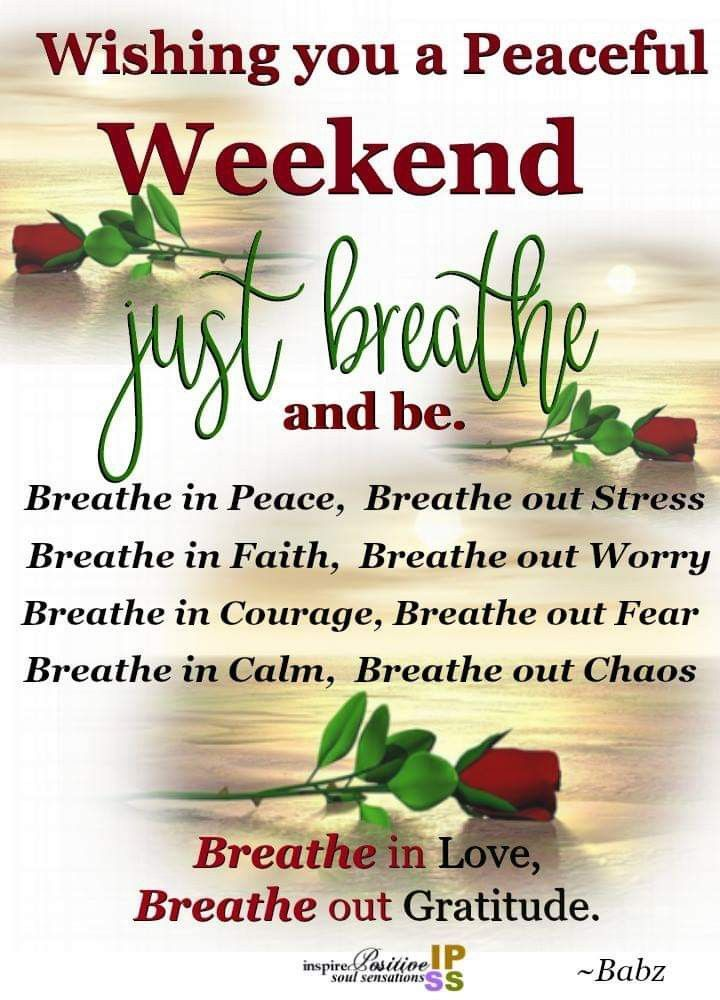Peace And Blessings Quotes Viral And Trend Weekend Quotes Happy Weekend Quotes Weekend Greetings
