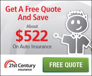 Overall 21st Century Car Insurance Is Considered To Offer Good Or