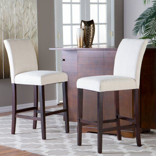 Palazzo 30 Inch Bar Stool Set Of 2 Home Shop The Look