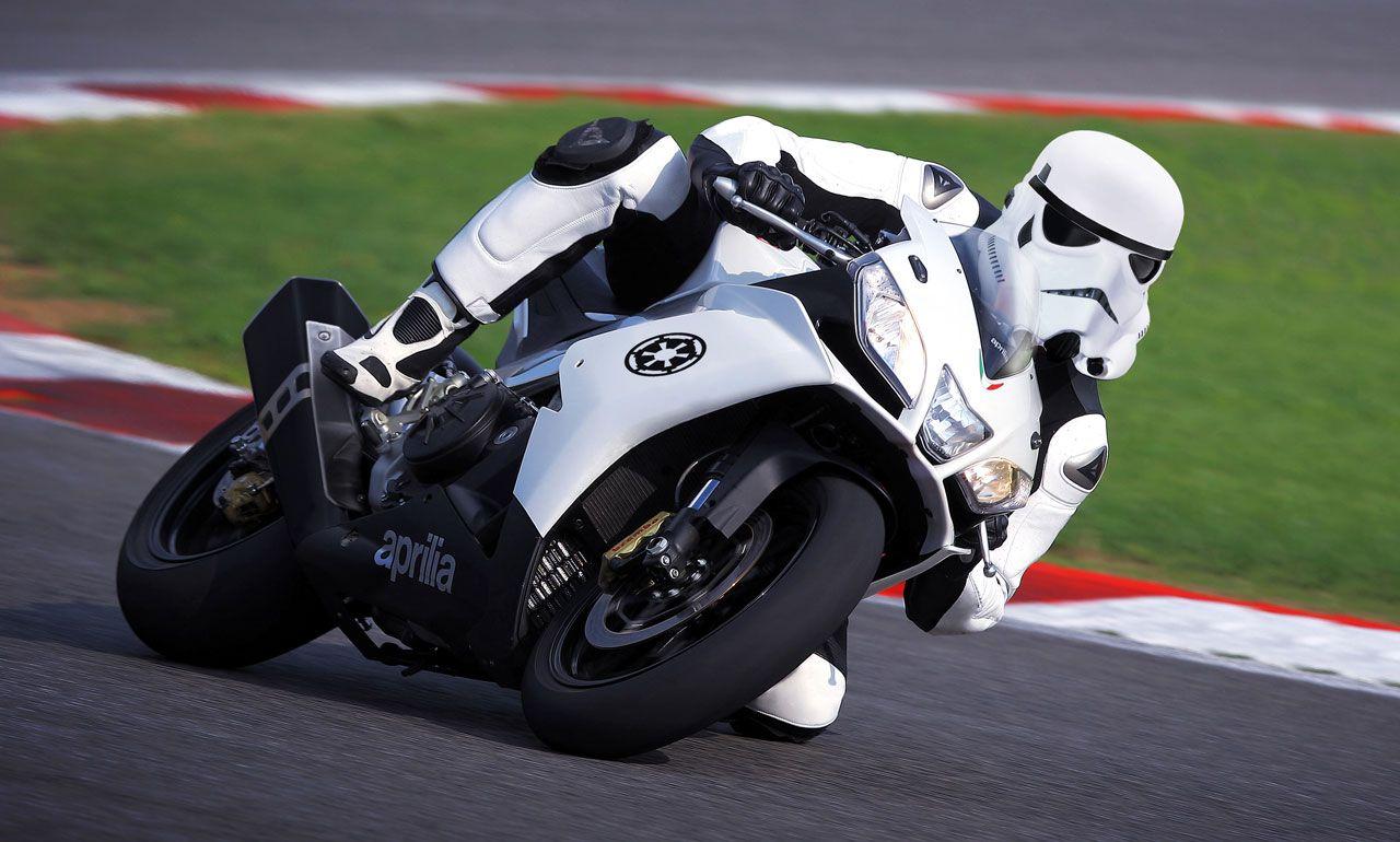 APRILIA/Star Wars Cars & Motorcycles Motorcycle tips