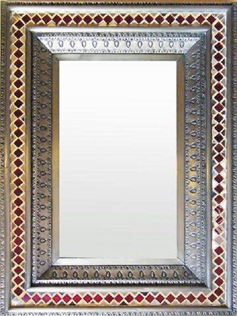 Tin Mirror \