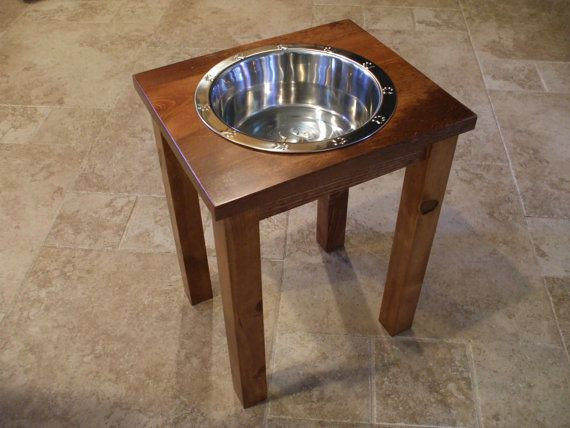 Can't beat the price!    2 Quart 16 Inch Single  Ergonomically Designed Pet by WoodinYou, $38.00