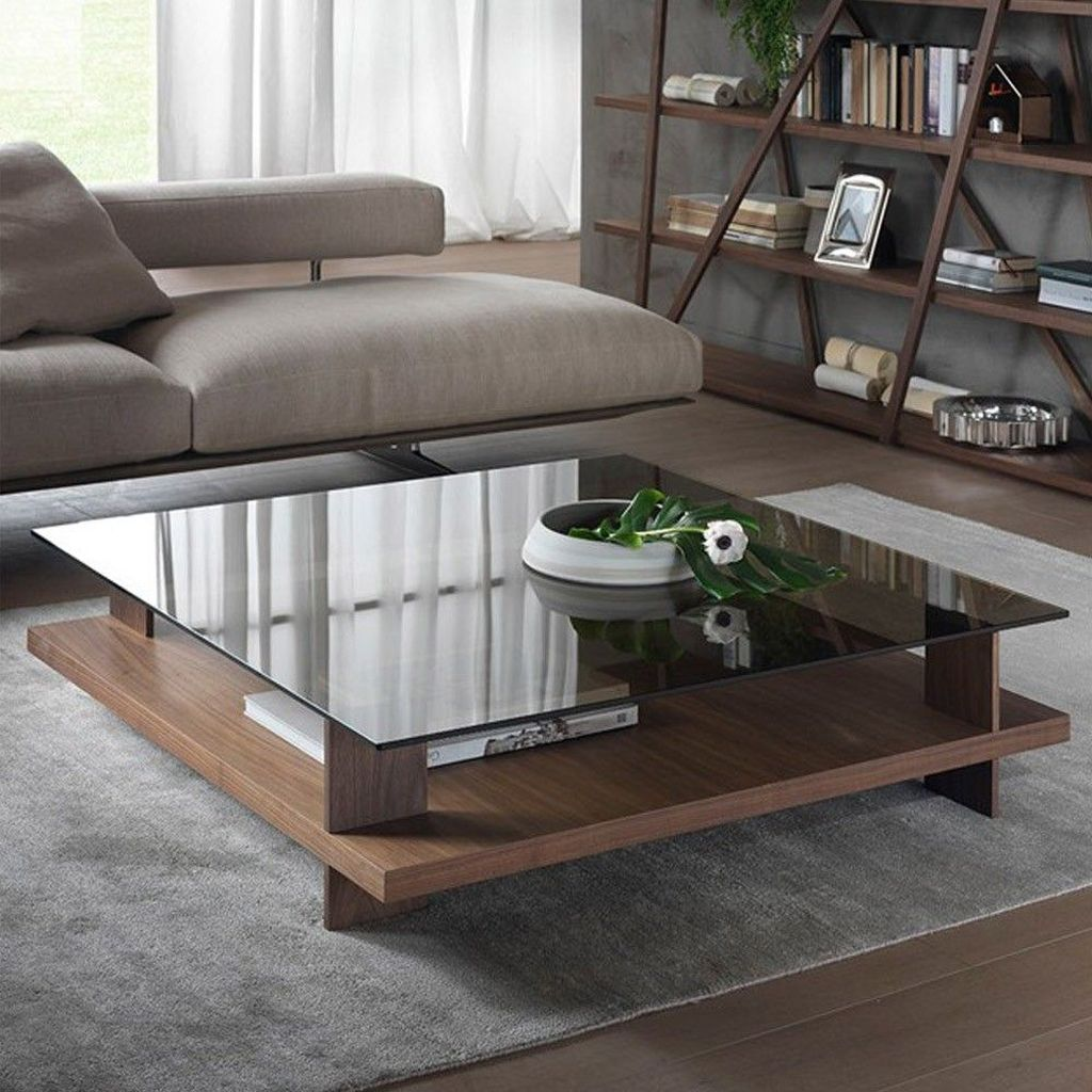 50 Popular Modern Coffee Table Ideas For Living Room Sweetyh