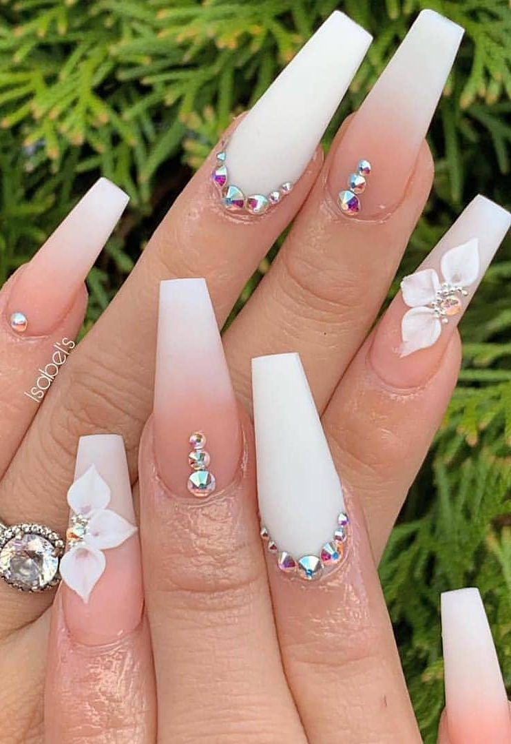 58 Stylish And Bright Summer Nail Design Colors And Ideas Part 36 Unghie Gel Unghie Originali Unghie Lunghe Gel