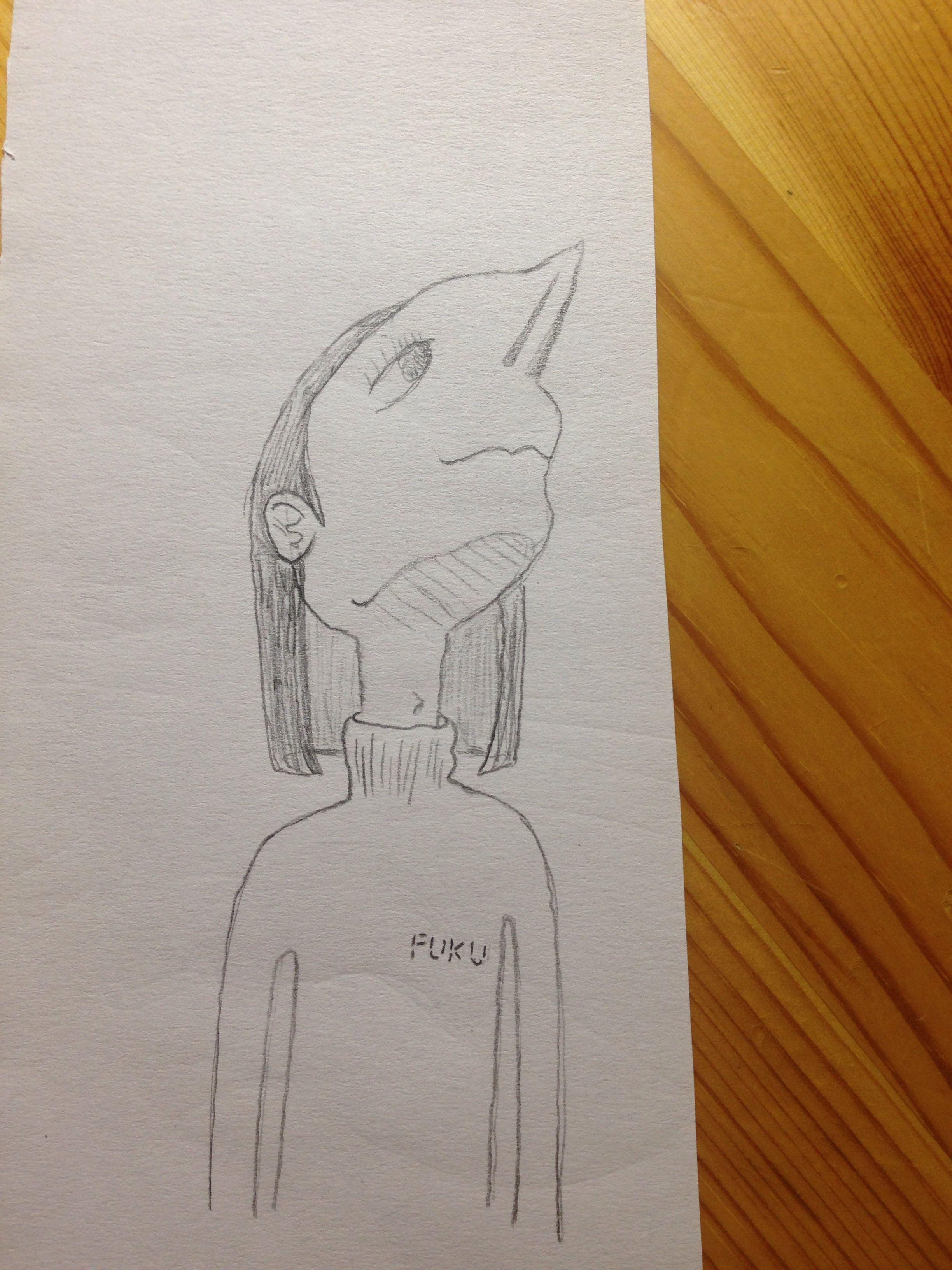 Casual doodles (graphite)