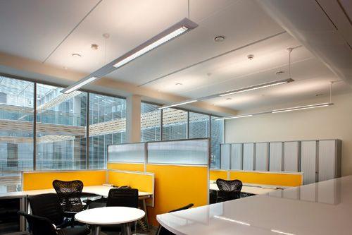 Direct Indirect Pendant Mount Light Fixture Office Lighting Pinterest N